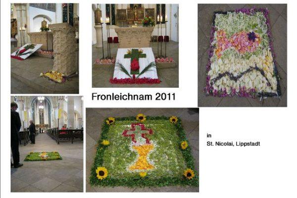 k-2011 Fronleichnam Collage