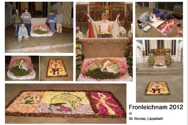 k-2012 Fronleichnam Collage