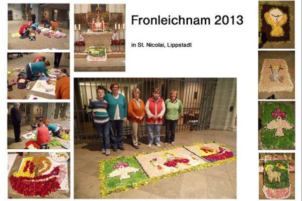 k-2013 Fronleichnam Collage
