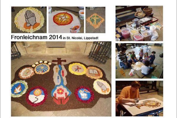 k-2014 Fronleichnam Collage