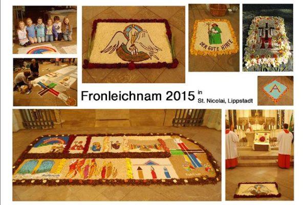 k-2015 Fronleichnam Collage
