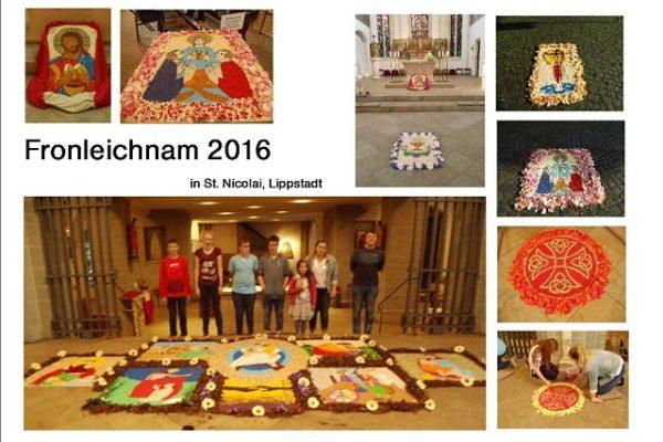 k-2016 Fronleichnam Collage