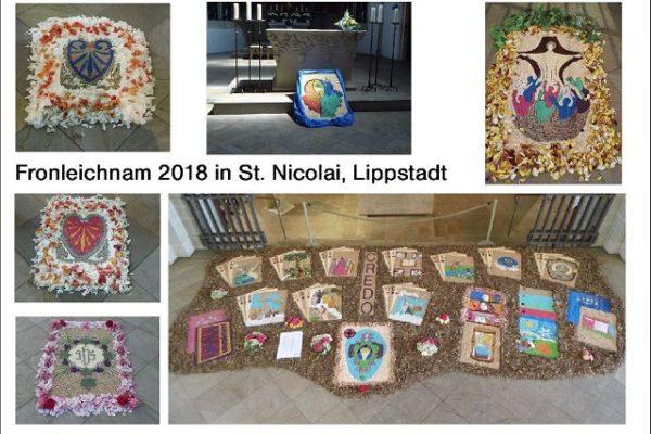 k-2018 Fronleichnam Collage