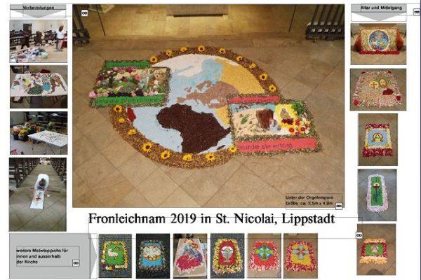 k-2019 Fronleichnam Collage